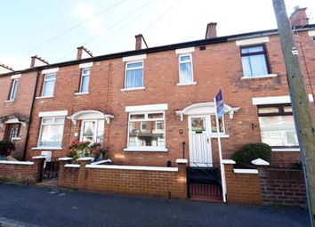 Thumbnail 3 bed terraced house for sale in Shaw Street, Belmont, Belfast