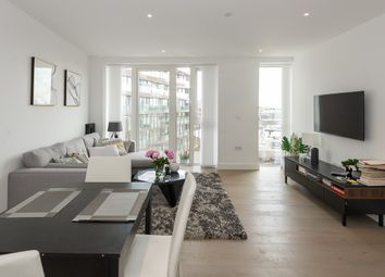 Thumbnail 2 bed flat for sale in Admiralty House, Vaughan Way, Wapping