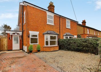 Thumbnail 4 bed semi-detached house for sale in Chobham, Woking, Surrey