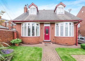 Thumbnail 3 bed detached bungalow for sale in Sidney Street, Swinton, Mexborough