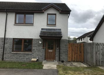 Thumbnail 3 bed semi-detached house to rent in Culduthel Avenue, Inverness