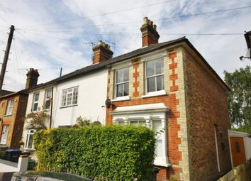 Thumbnail 3 bed end terrace house to rent in Harvest Road, Englefield Green
