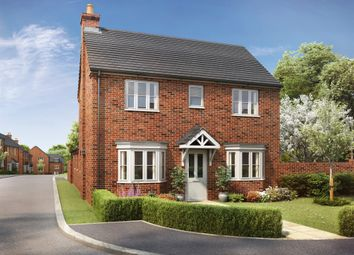 Thumbnail 3 bed detached house for sale in Wood Lane, Gedling, Nottingham