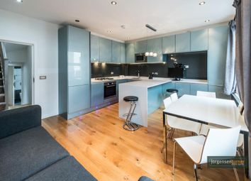 Thumbnail 3 bed flat to rent in Dawes Road, Fulham, London