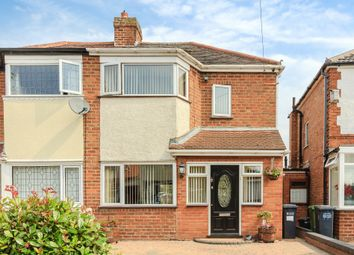Thumbnail 2 bed semi-detached house for sale in Rangoon Road, Solihull