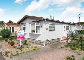 Thumbnail 2 bedroom mobile/park home for sale in Hi Ways Park, Hallen, Bristol