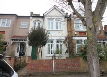 Thumbnail 2 bed terraced house to rent in Vernon Avenue, London