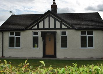 Thumbnail 2 bed detached bungalow to rent in Mill Lane, Higher Heath, Whitchurch, Shropshire