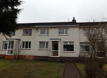 Thumbnail 4 bedroom terraced house to rent in Montrose Drive, Bearsden