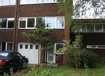 Thumbnail 4 bed town house for sale in Kingfisher Drive, Ham, Richmond