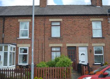 Thumbnail 2 bed terraced house for sale in Bowbridge Road, Newark, Notts