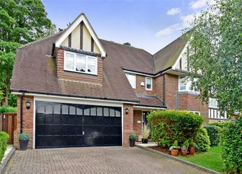 Thumbnail 5 bed detached house for sale in Driftwood Drive, Kenley, Surrey