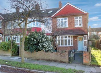 Thumbnail 3 bed semi-detached house for sale in Lower Maidstone Road, London