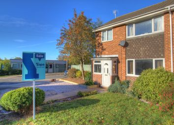 Thumbnail 3 bed terraced house for sale in Derwent Crescent, Arnold, Nottingham