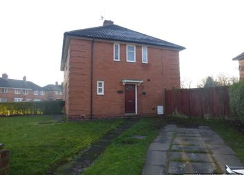 Thumbnail 2 bed semi-detached house to rent in Quarry Road, Selly Oak, Birmingham