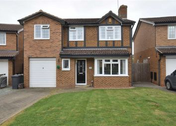 Thumbnail 5 bed detached house for sale in Bilberry Close, Abbeymead, Gloucester