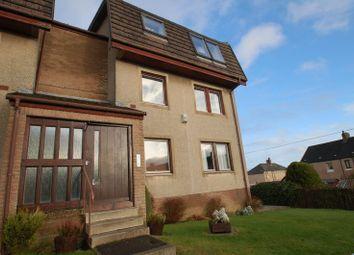 Thumbnail 2 bed flat for sale in Highburgh Avenue, Lanark