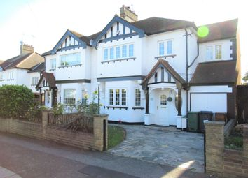 Thumbnail 4 bedroom semi-detached house to rent in Essex Road, London