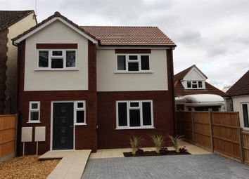 Thumbnail 4 bedroom detached house for sale in Stanshawes Drive, Yate, Bristol