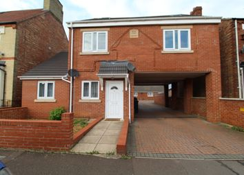 Thumbnail 3 bed duplex to rent in Mehdi Court, Peterborough