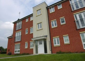 Thumbnail 2 bedroom flat for sale in Rosneath Close, Monmore Grange, Wolverhampton
