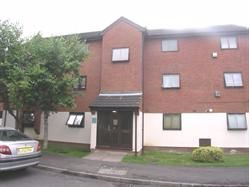 Thumbnail 2 bed flat to rent in Wheatley Close, Hendon