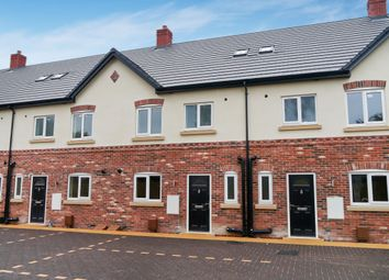 Thumbnail 3 bed town house to rent in Lime Tree Mews, Rope Lane, Shavington
