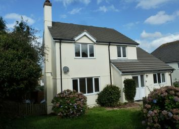 Thumbnail 4 bed detached house for sale in Clover Lane Close, Boscastle