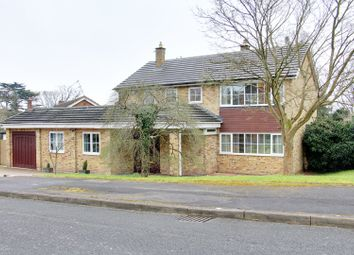 Thumbnail 4 bed detached house for sale in Picton Way, Reading