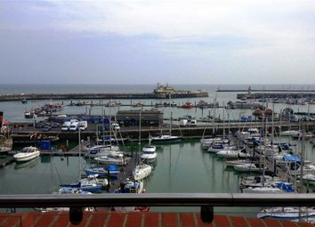 Thumbnail 2 bed flat for sale in Harbour Parade, Ramsgate, Kent