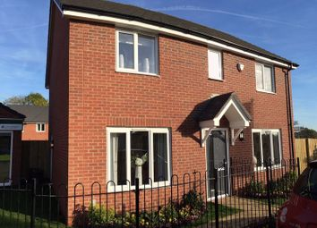 Thumbnail 4 bedroom detached house for sale in Hill Barton Road, Pinhoe, Exeter