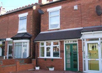 Thumbnail 2 bedroom terraced house to rent in Coles Lane, Sutton Coldfield