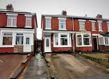 Thumbnail 2 bedroom end terrace house for sale in Crosbie Road, Coventry