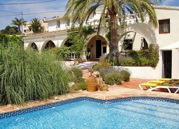 Thumbnail 6 bed villa for sale in Benissa, Alicante, Spain