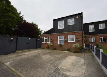 Thumbnail 3 bed terraced house for sale in Daltons Fen, Pitsea, Essex