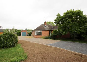 Thumbnail 4 bed detached bungalow to rent in Broadway, Yaxley, Peterborough