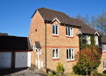 Thumbnail 3 bedroom end terrace house to rent in William Morris Way, Pease Pottage, Crawley