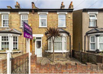 Thumbnail 3 bed end terrace house for sale in Rymer Road, Croydon