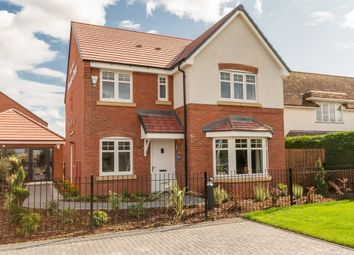 "Thumbnail 4 bed detached house for sale in ""Hampton"" at Platt Lane, Keyworth, Nottingham"