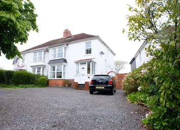 Thumbnail 4 bed semi-detached house to rent in St Peter's Road, Newton, Swansea
