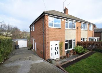 Thumbnail 3 bed semi-detached house for sale in Littlemoor View, Pudsey, Leeds, West Yorkshire