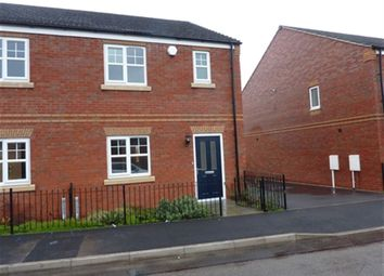 Thumbnail 3 bed property to rent in Station Road, Hollingwood, Chesterfield, Derbyshire