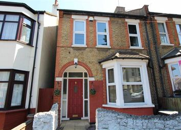 Thumbnail 3 bedroom end terrace house to rent in Hainault Avenue, Westcliff On Sea, Essex
