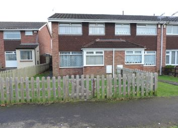 Thumbnail 3 bed end terrace house for sale in Robinia Walk, Whitchurch, Bristol