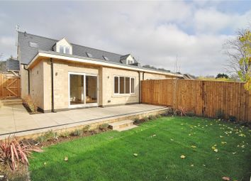 Thumbnail 3 bed semi-detached house for sale in Valley Close, Bourne, Brimscombe, Stroud
