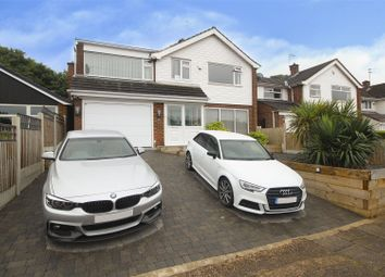 Thumbnail 4 bed detached house for sale in Russley Road, Bramcote, Nottingham