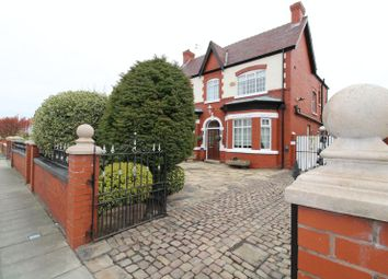 Thumbnail 4 bed detached house for sale in Bibby Road, Southport