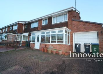 Thumbnail 3 bed semi-detached house for sale in Hamilton Drive, Tividale, Oldbury
