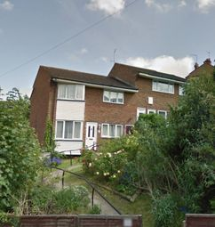 Thumbnail 2 bed maisonette to rent in Brecon Close, Luton