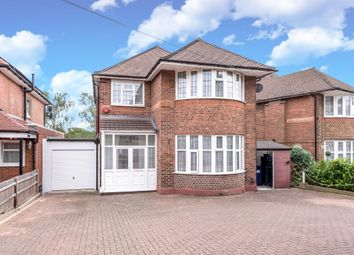 Thumbnail 3 bed detached house for sale in Woodside Park, London N12,